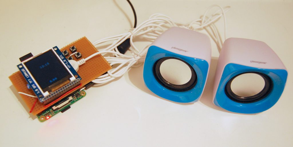 Alarm clock prototype